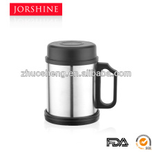 Direct manufacture double wall stainless steel coffee mug 350ml made in China