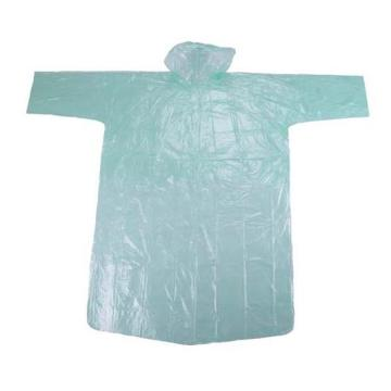 Newest Design Disposable PE Raincoat