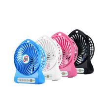 """Mini ventilador de 4 """"con buen diseño"""