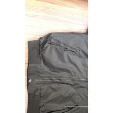Jaqueta de homem de taslon 100% nylon.
