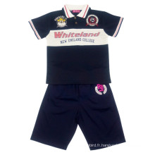 Summer Boy Kids Suit pour les vêtements pour enfants