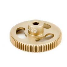 Factory Custom gefreesd Hot Koop Brass Gears Pinion
