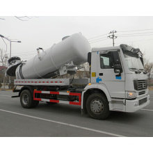 HOWO 4X2 Sewage Suction Truck