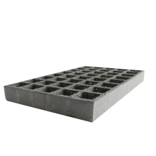 Pisos de FRP resistente à corrosão com grade de fibra de vidro de alta resistência para pisos