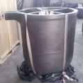 Creuset en graphite de carbure de silicium à haute conductivité thermique