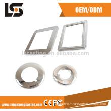 l'aluminium anodisé par couleur meurent des formes d'OEM / ODM de moulage mécanique sous pression