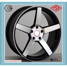 Высокопроизводительная конкурентоспособная цена колеса сплава автомобиля 17 дюймов от прямого изготовления