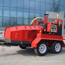 Máquina de sellado de asfalto de 500L Máquina de reparación de grietas de carreteras FGF-500