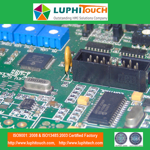 Industrial Computer Function Controlling Main Board PCBA 8