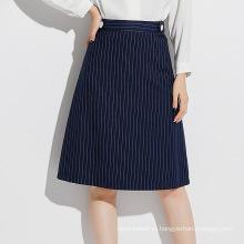 Женская офисная одежда Женская юбка-миди длиной до колен