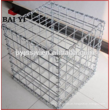 Hesco Barrier Price, militar Gabion Welded Hesco