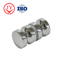 High Quality Back To Back Chrome Shower Door Knobs