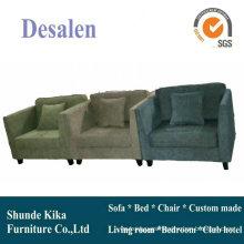 Moderno de la tela sola silla (# 085)