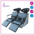 Fauteuil shampoing double siège