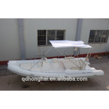 RIB700 boat big inflatable boat with ce