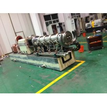 High capacity Cost performance single-screw plastic recycling extruder