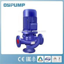 Pompe à eau d'amorçage auto-amorçante de non-bouchage Pompe en ligne de pompe d'eaux d'égout