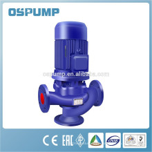 Non-clog Self Priming Sewage Water Pump Inline Pump Pipeline Pump