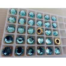 Flat Back Glass Beads Jewelry