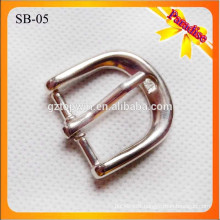 SB05 Custom Shape Metal Pin Shoe Buckle For Lady Shoes