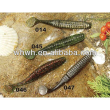 soft plastic fishing lure 10.5cm/8.8g fishing lure molds