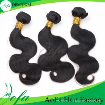 2015 Hot Sale Wholesale Loose Wave Virgin Remy Hair Weft