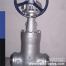 OS&Y High Pressure Bw Gate Valve