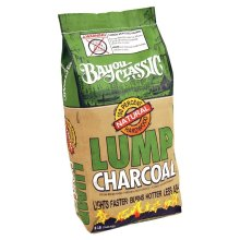 Kraft Paper Sack for Classic Natural Lump Charcoal, 8 Lb