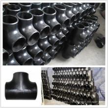 Углеродистая сталь 45 градусов трубы фитинг боковой тройник Китай