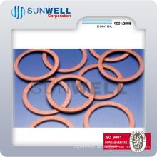 Juntas de cobre macizo Juntas de cobre planas Red Copper (SUNWELL)