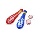 Taco de beisebol inflável de brinquedos aquáticos de verão com bola