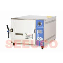 PTS-Xa24D 2015 nuevo esterilizador a vapor superior tabla