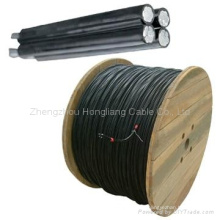 Electric Wire Al XLPE Overhead ABC Cable 0.6/1kv