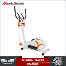 Bicicleta elíptica essencial do instrutor da cruz da resistência magnética para a venda