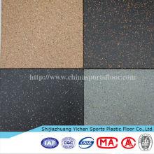 Gym EMDP Rubber Flooring