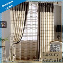 Inicio Hotel Stripe Linen Curtain