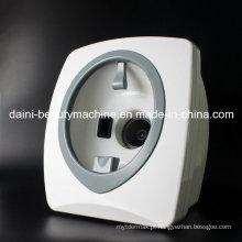 Scanner de pele facial e máquina de beleza de laser de espelho mágico
