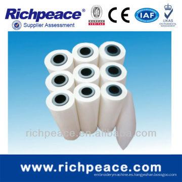 Película adhesiva de sellado térmico de bordado