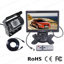 7 Inch Car Rear View Waterproof Reverse Camera System