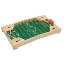 Mini juguetes de madera del tablero del juego de fútbol (CB2260)