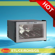 Thermoelektrischer mini elektrischer horizontaler Weinkeller