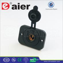 Socket de chargeur de voiture de bâti de panneau de Daier pour la marine / Jeep / camion / caravane