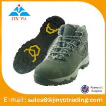 Chaussures en cuir à la cheville pour hommes