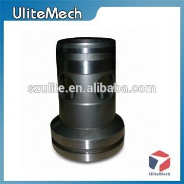 Kundenspezifische CNC-Metall-Eloxierung Aluminium-Fertigung