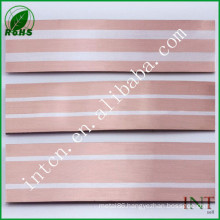 Electrical contact material agni inlay Cu strip