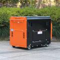 BISON China Kupfer Wind Aktuelle Ausgangsleistung Diesel Generator Set, Diesel Generator Set 3kw