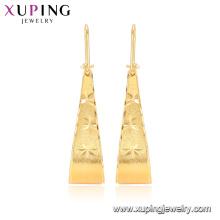 96241 xuping gold Environmental Copper alloy ear drops Elegant designs
