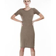 large seamless casual dress