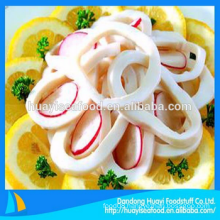 fresh frozen squid rings food with perfect raw material