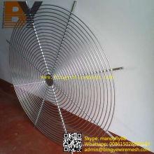 Cubierta de ventilador galvanizado de alta calidad